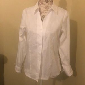 Calvin Klein non iron blouse